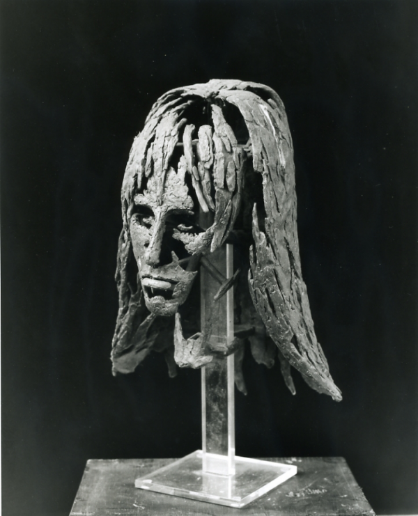Head with Long Hair (1967)